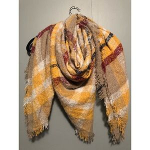 🍂fall blanket scarf 🍂